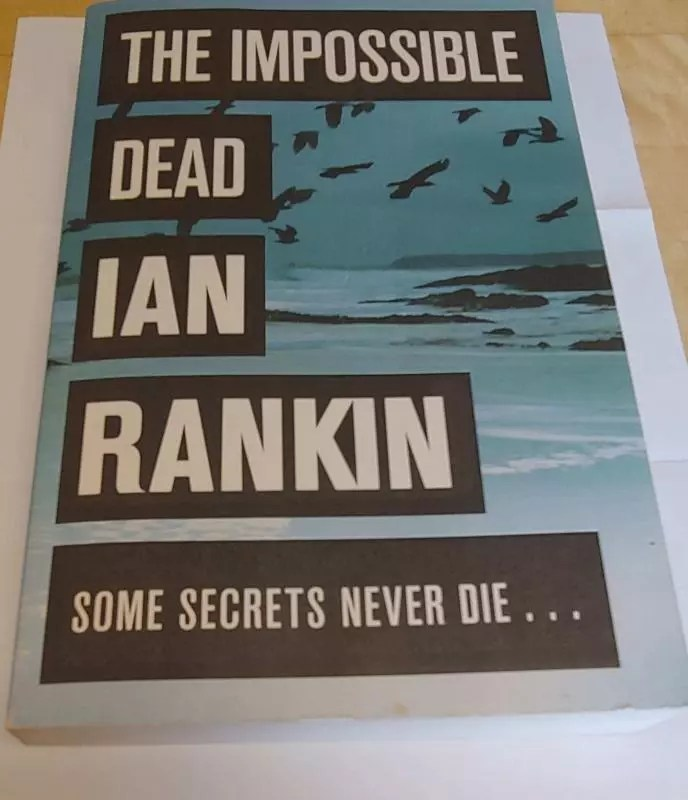 August 2019 Ian Rankin