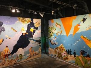 Art show by Norbert Bisky