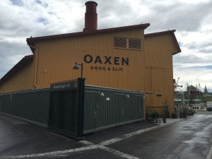 Oaxen Krog & Slip exterior