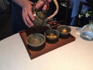 tea of green tomato