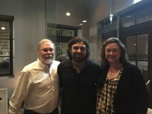 us with Chef Konstantin Filippou