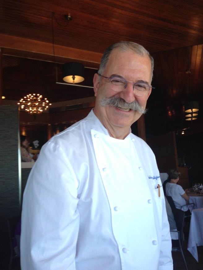 Chef Pedro Subijana Reza