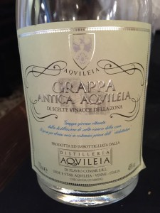 our grappa