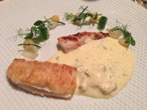 Sole from the Brussels' coast, Meuniere, Buchot mussels, mousseline, mariniere