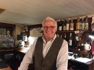 Chef owner Cesare Benelli