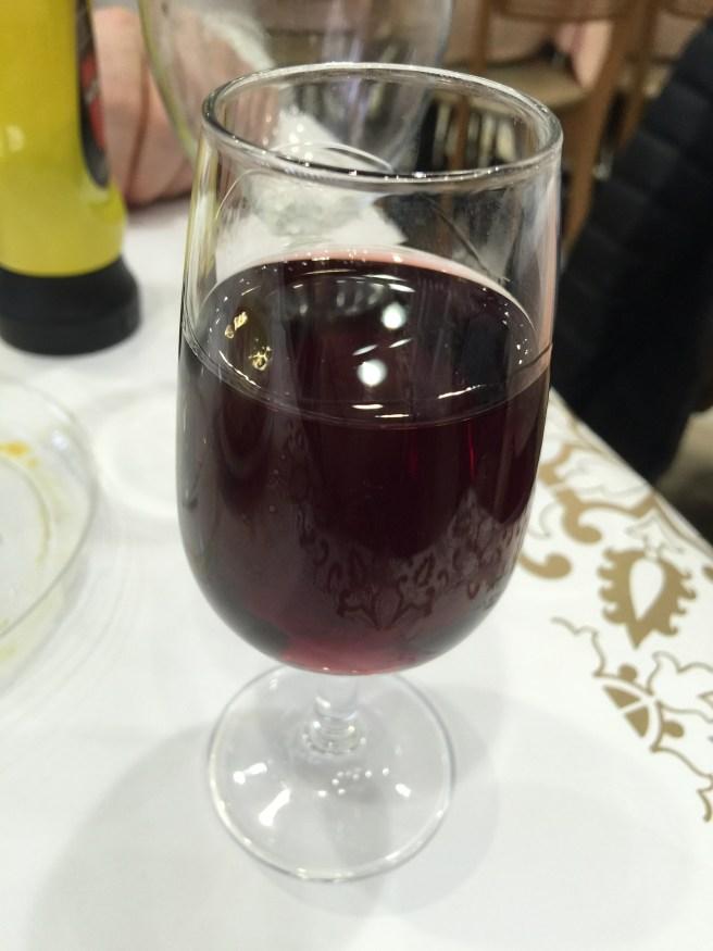 Ginja - Portuguese liqueur of sour cherry