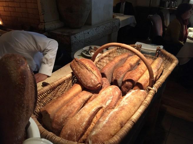 bread supplies