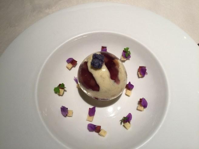 Wild Flower: violet, lemon, vanilla