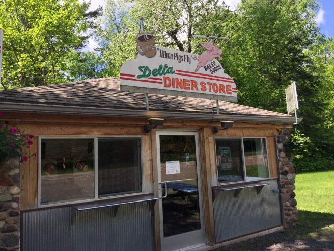 Diner store
