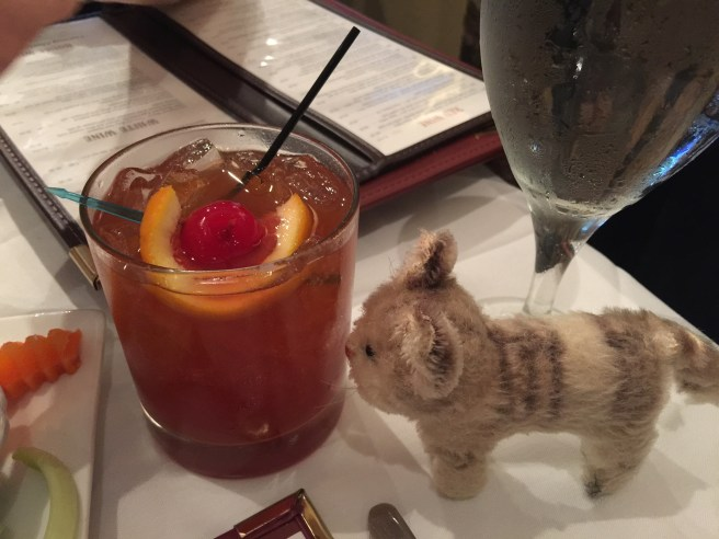 Frankie wanted an Old Fashioned