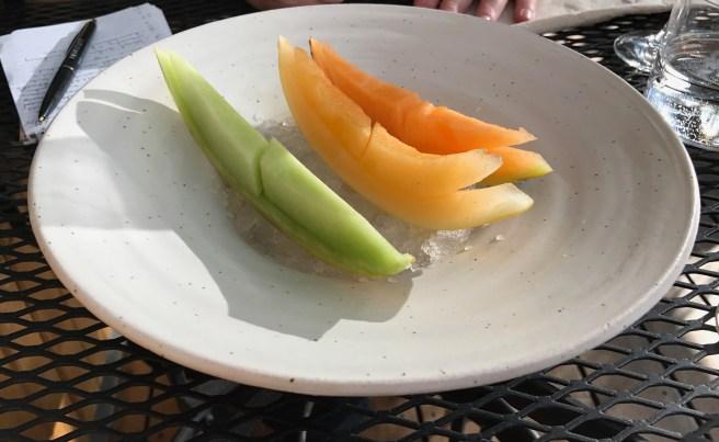 Heirloom melon