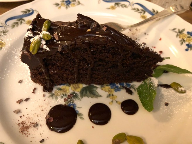 Diane's chocolate cake