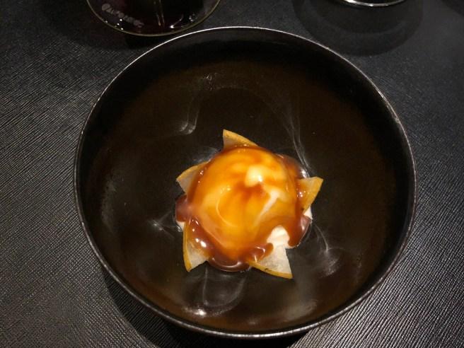 Dulce de Leche: Pear