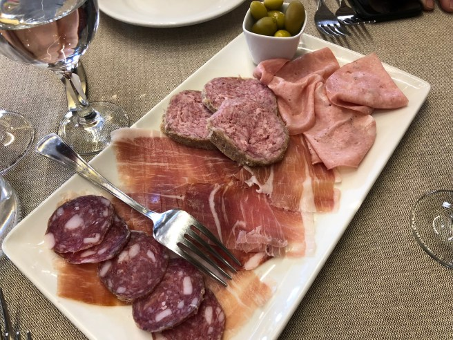 Mixed Cured Meats