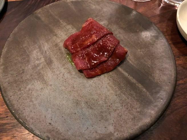 Beef - au poivre