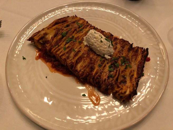 100 Layer Lasagna alla Sunday