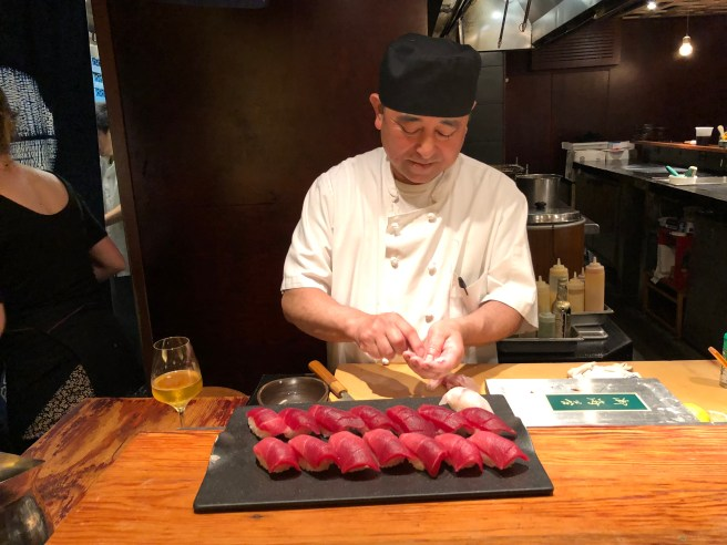 chef preparing orders