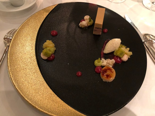 assorted foie gras