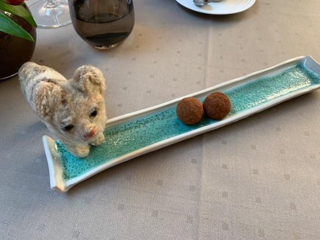Frankie and the last treats
