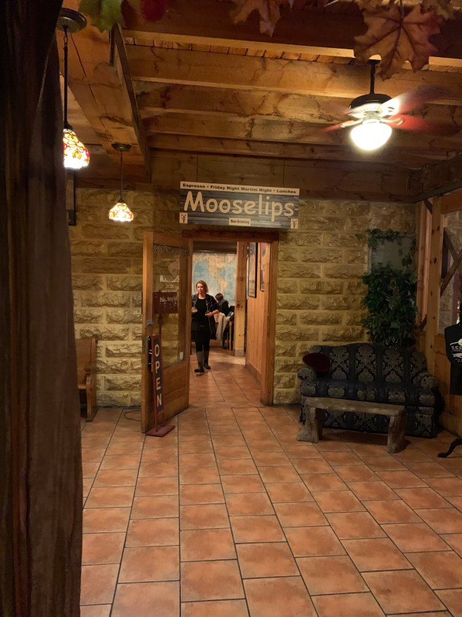 mvoing thorugh rooms