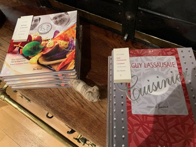 Frankie and some cook books