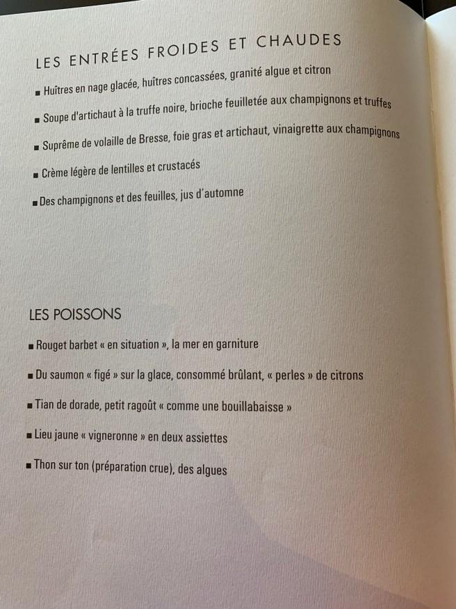 lunch menu 3