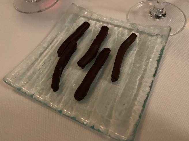 chocolagte sticks