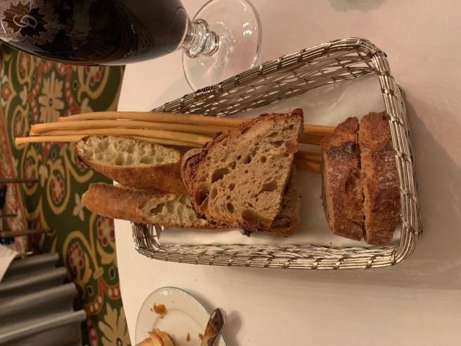 bread baslket