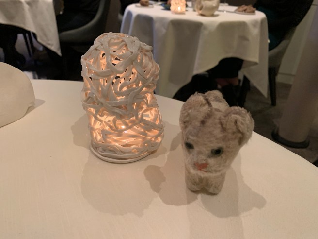 Franke and candle