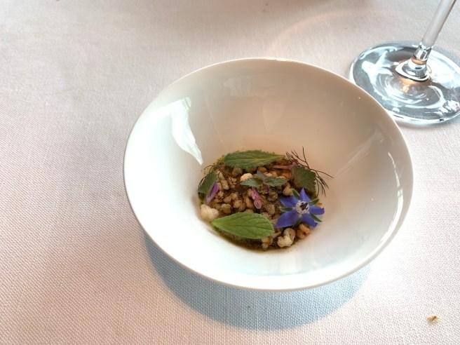 comfrey, katsuobushi, buckwheat