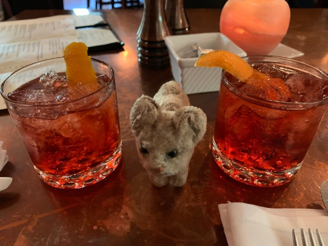 Frankie and the Negronis