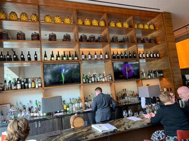 bar at Flora