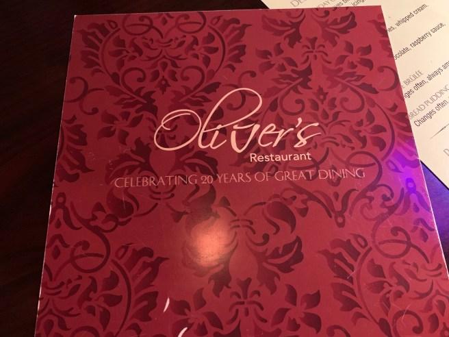 dessert menu cover