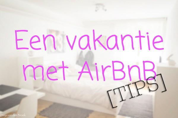 AirBnB vakantie tips