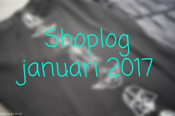 Shoplog januari
