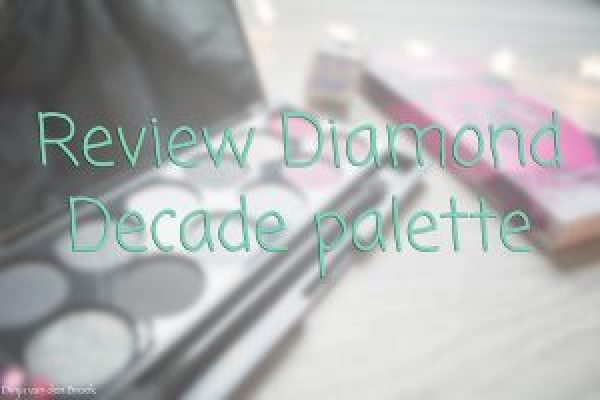 Review Diamond Decade palette
