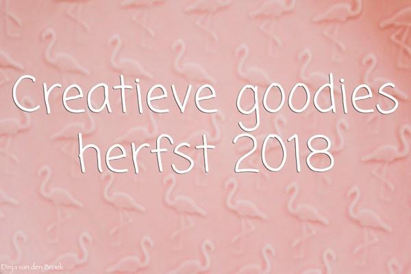 Creatieve goodies