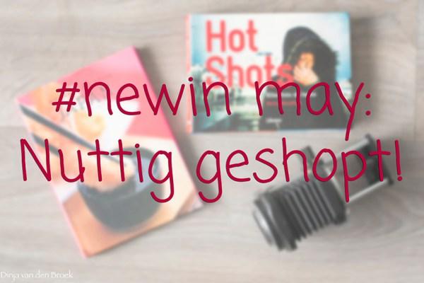 #newin may: Nuttig geshopt!