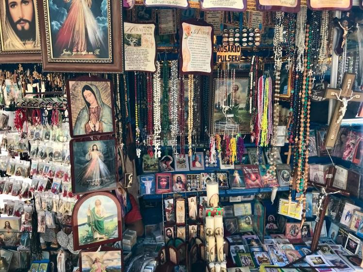 Religious artifacts