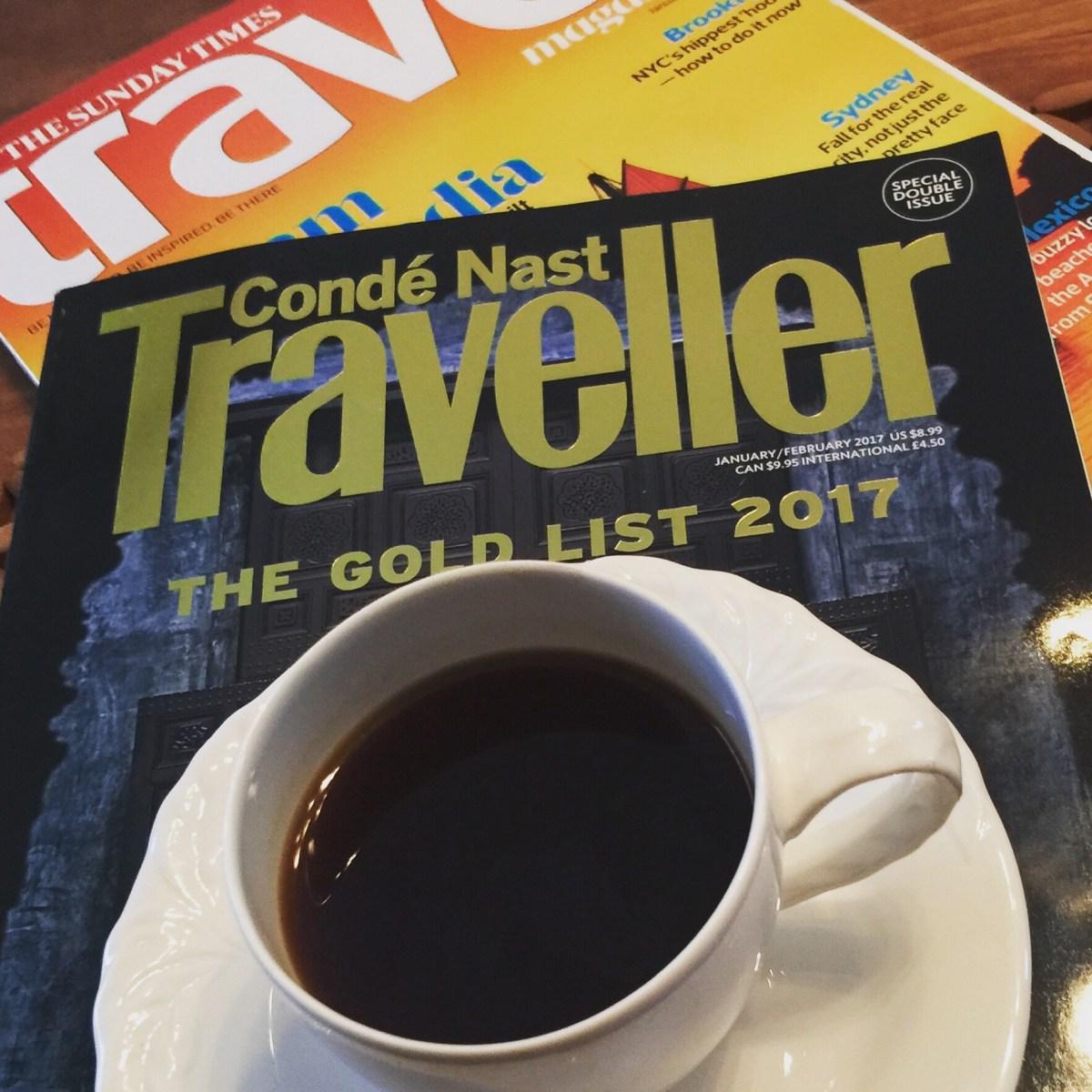 10 Travel Dreams