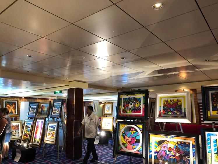 cruise auction