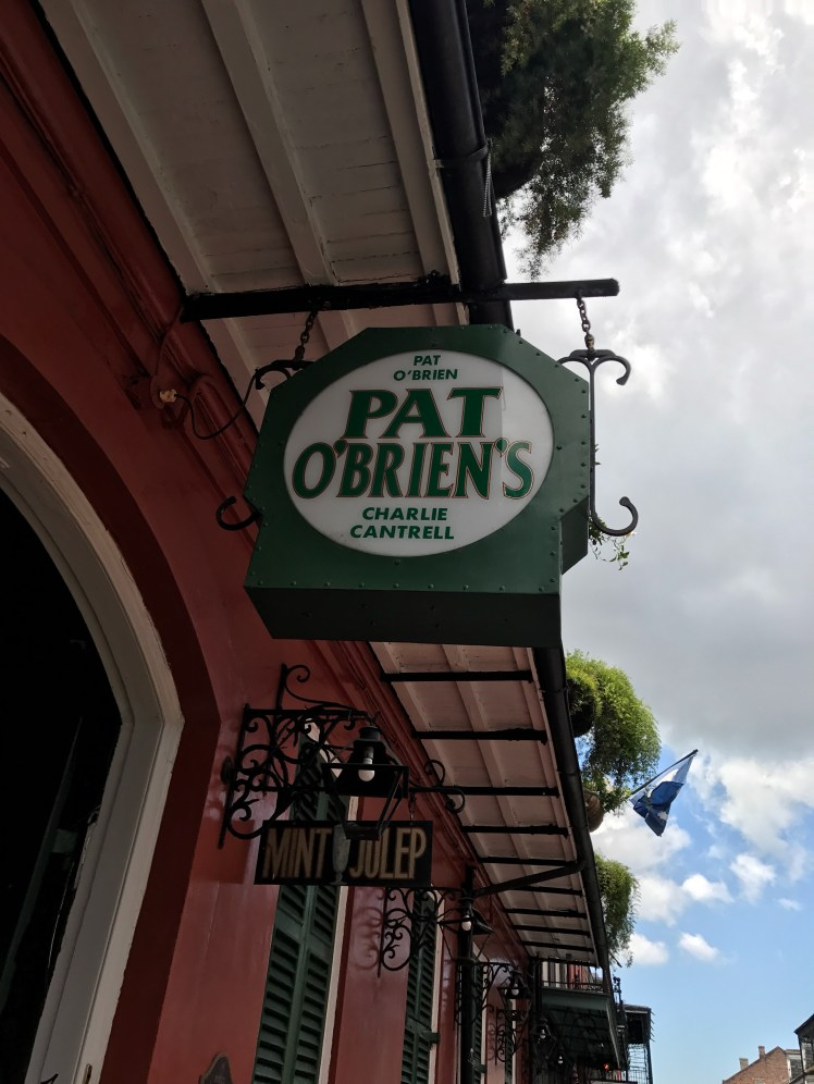 Pat O'Briens, the Home of the Hurricane & Dueling Pianos