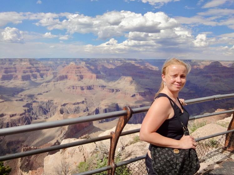 Grand Canyon Pose