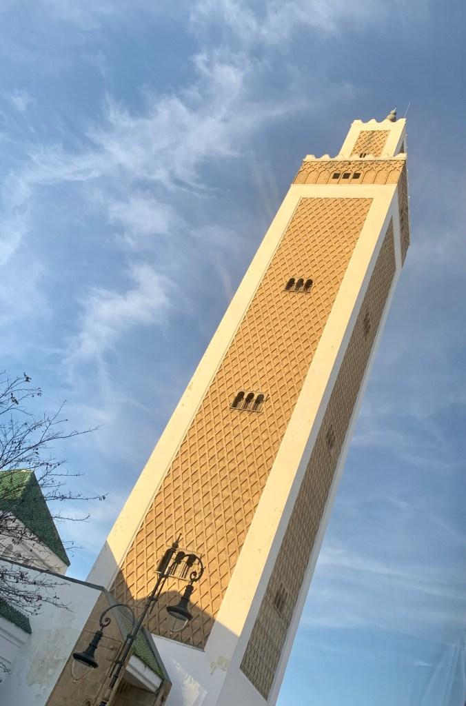 Mosque Mohammed V, Tangier