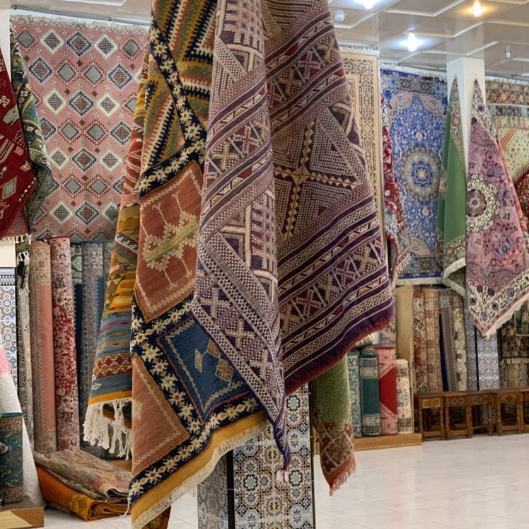 Oriental Carpets in Tangier