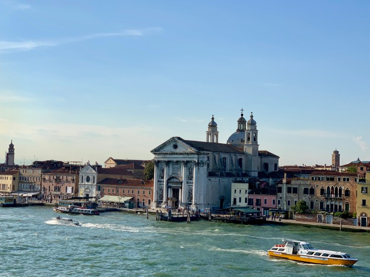 Venice is a favorite filming location