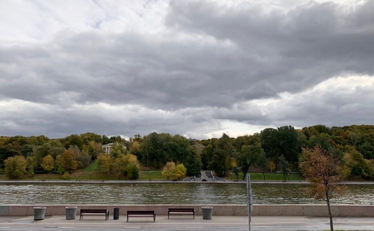Gorky Park Moscow