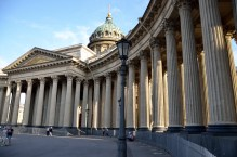 Kazan Cathedral - free to go inside and certainly worth the effort