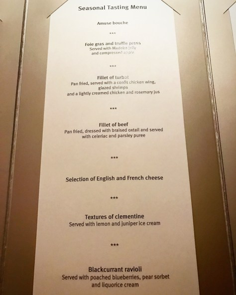 The Dining Room At Whatley Manor Review Fine Dining In
