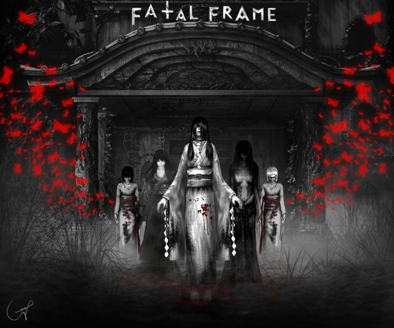 Enchanting Fatal Frame Ps2 Cheats Photos - Custom Picture Frame ...